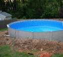 Above Ground Swimming Pool