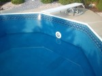 Inground Swimming Pool Vinyl Liner