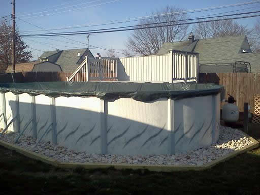 Building And Concrete Above Water Pools Llc