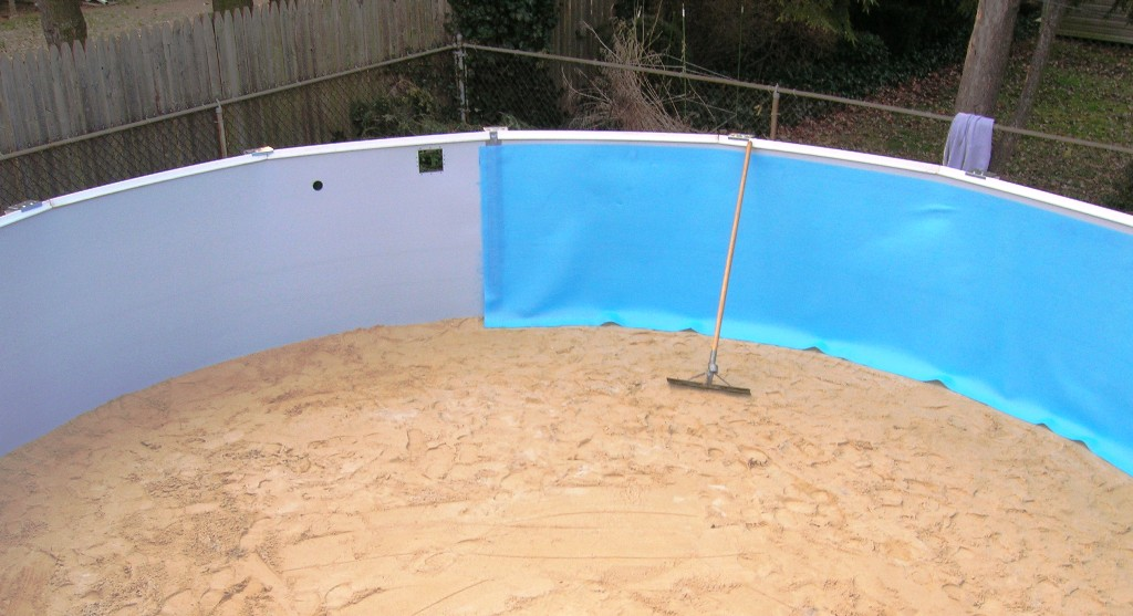 Swimming Pool Liner Solutions Above Water Pools Llc